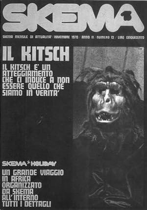 Il kitsch. Skema. Numero monografico.