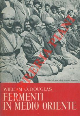 Fermenti in Medio Oriente.