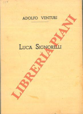 Luca Signorelli.: VENTURI Adolfo -