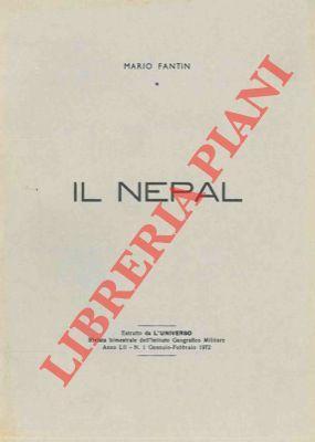 Il Nepal.: FANTIN Mario -