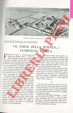 Il Paese della Scienza? : Florencio Varela.: IMPERATORI Ugo E.