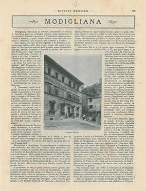 Modigliana.: MAGAGNI E. -