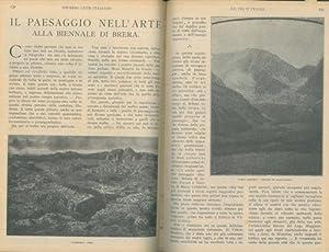 Il paesaggio nell?arte alla biennale di Brera.: GIOLLI Raffaello -