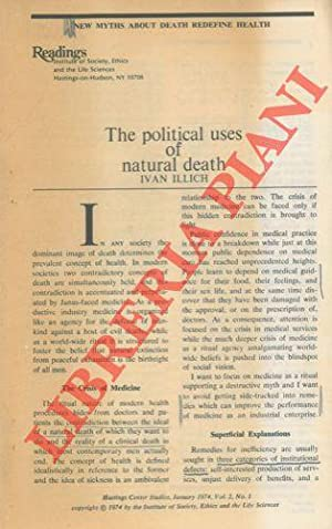 The political uses of natural death.