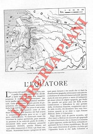 L'Equatore.: GAROFOLINI Guido -