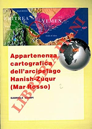 Appartenenza cartografica dell'arcipelago Hanish-Zuqur (Mar Rosso) .