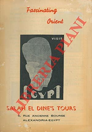Fascinating Orient, Visit Egypt. Salah El Dine's Tours.