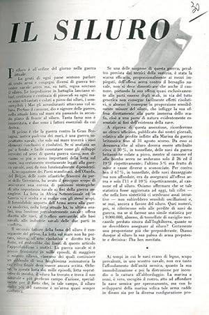Il siluro.: BRAGADIN Marc'Antonio -