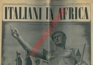 Italiani in Africa. Supplemento al n. 7