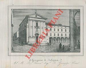 S. Gregorio di Bologna. (via Montegrappa): Corty E. -