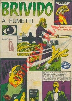 Brivido a fumetti. Antologia del terrore.: BELLOMI Antonio) -