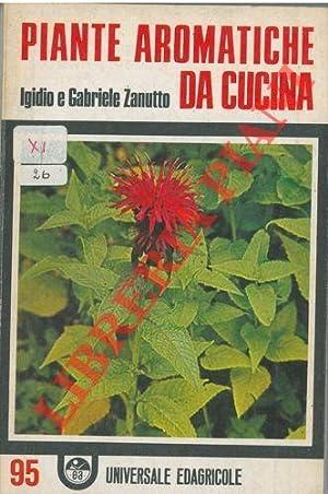 Piante Aromatiche Cucina Appnedice Stupefacenti by Zanutto Igidio ...