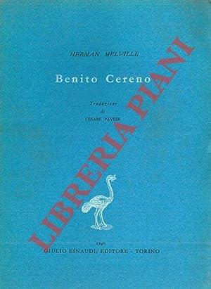 Benito Cereno.: MELVILLE Herman -