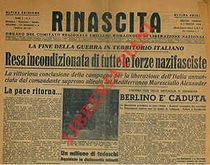 La fine della guerra in territorio italiano.