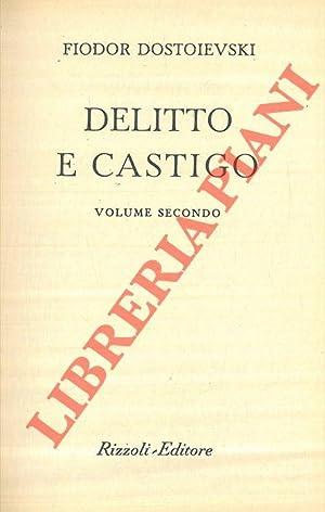 Delitto e castigo by dostoievski abebooks for Piani di coperta 10x16