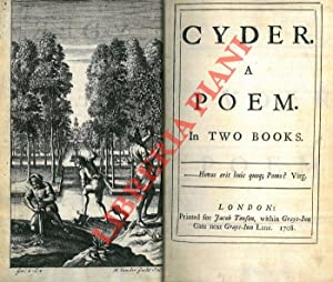 Cyder. A Poem in two Books.