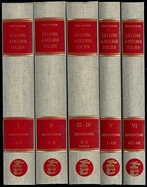 Le livre à figures italien depuis 1467: SANDER Max -
