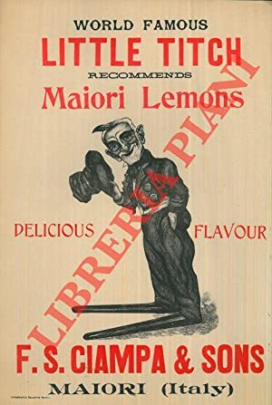World famous Little Titch reccomends Maiori Lemons.