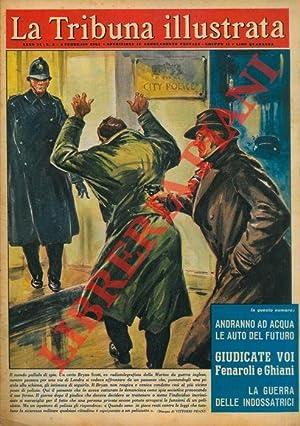 Il mondo pullula di spie. Un certo: PISANI Vittorio -