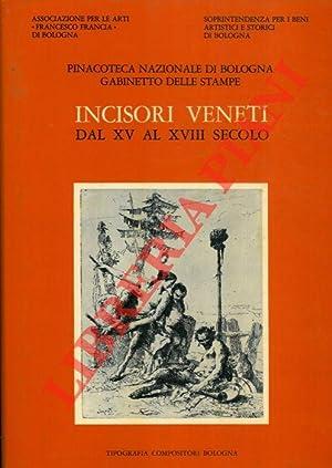 Incisori veneti dal XV al XVIII secolo.: D'AMICO Rosa) -