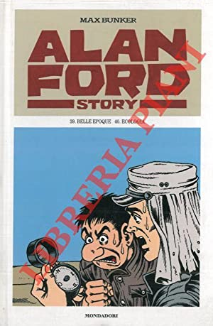 Alan Ford story. Volume 20.