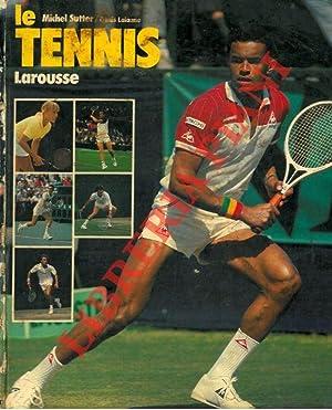 Le tennis.: SUTTER Michel -