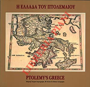 Ptolemy's Greece. A comparative study of the maps from the 'Geographia' , 1477-1730.