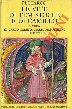 Le vite di Temistocle e di Camillo.: PLUTARCO -