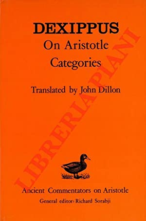 On Aristotle Categories.