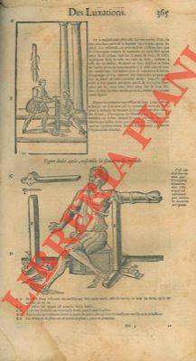 Les oeuvres. Onziesme edition reveue et corrigèe: PARE' Ambroise -