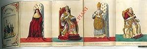 Costumi della Corte Pontificia.