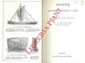 Odissey, Books I-XII. Books XIII-XXIV. With Introduction, Notes, etc. by W.W. Merry.