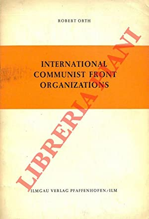 International communist front organizations.