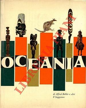 Oceania.: BUHLER Alfred et