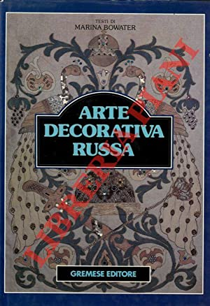 Arte decorativa russa.