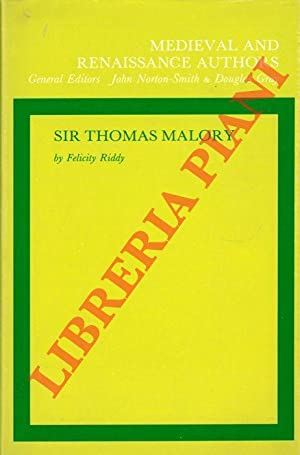 Sir Thomas Malory.