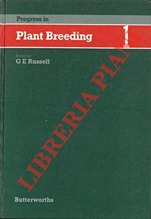Progress in Plant Breeding - 1.