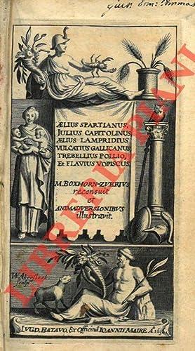 Historiae Augustae scriptorum Latinorum minorum. Pars terza: