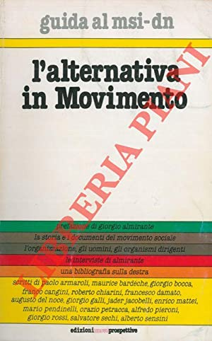 L'alternativa in movimento.