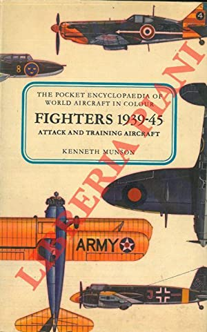 Fighters 1939-45. Attack and training aircraft.