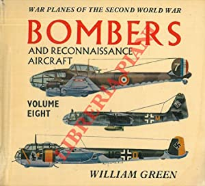 Bombers and reconnaissance aircraft. Volume eight.