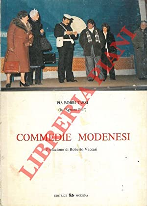 Commedie modenesi.