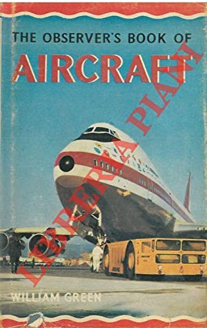 The observer's book of airplanes. 1970 edition.