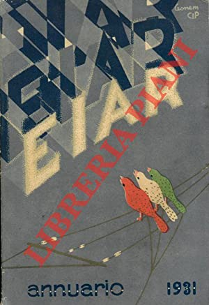 Annuario dell'EIAR. 1931. IX.