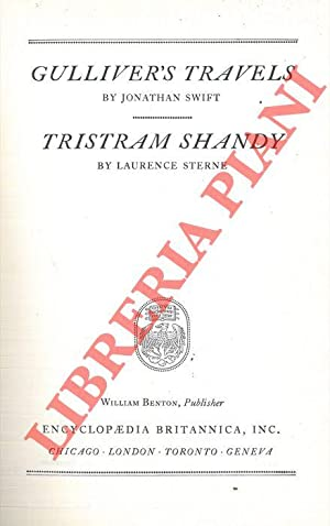 Gulliver'travels - Tristram Shandy.