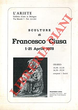 Sculture di Francesco Ciusa.