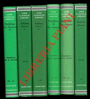 The Histories. Volume I/VI. Books I-XXXIX. With an English Translation by W.R. Paton.