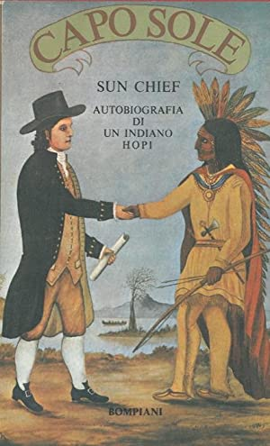 sun chief the autobiography of a hopi indian