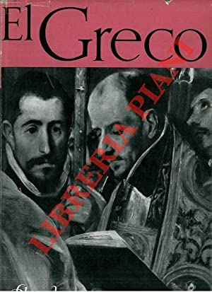 El Greco. Paintings - Drawings and sculptures.