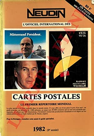 L'Officiel international des Cartes postales.1982 (8e année)